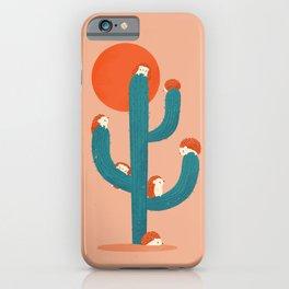 Prickly iPhone Case