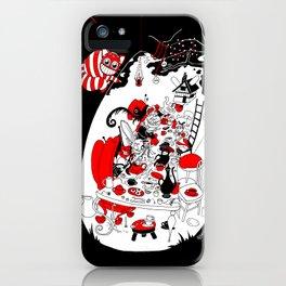 Alice's Adventures in Wonderland iPhone Case
