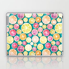 Citrus bath Laptop & iPad Skin