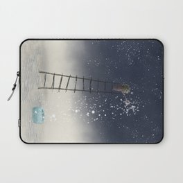 Harvesting Stars Laptop Sleeve