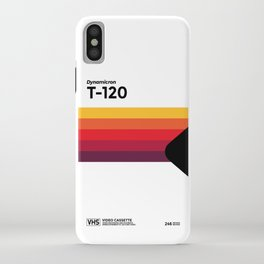 VHS Generation - Be kind and rewind iPhone Case