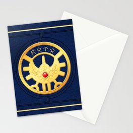 Erdrick's Seal (Horizontal) Stationery Cards