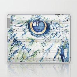 """Whispering Hope"" Watercolor by Kit Sunderland Laptop & iPad Skin"