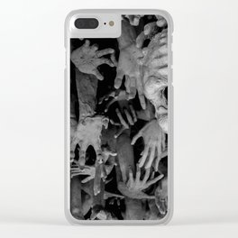 The White Temple - Thailand - 008 Clear iPhone Case