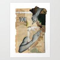You, Always.  Art Print