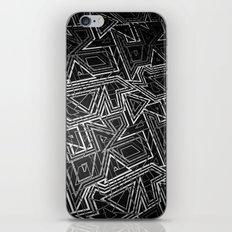 arcade (monochrome series) iPhone & iPod Skin