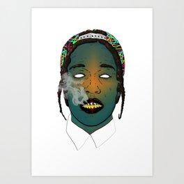 FLACKO Art Print