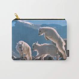 Kids by Lena Owens/OLena Art Carry-All Pouch