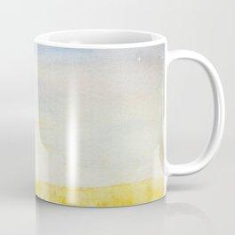 Little Prince, Fox and Wheat Fields Coffee Mug