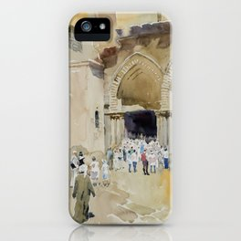 Church of the Holy Sepulchre iPhone Case