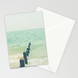 Looking Out to Sea Stationery Cards