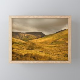 Moorland Views Framed Mini Art Print