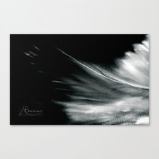 Passing Angel Canvas Print