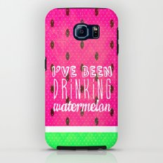 Drinking Watermelon Tough Case Galaxy S6