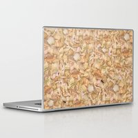 in the flesh Laptop & iPad Skins featuring Flesh by Jessica Baldanza