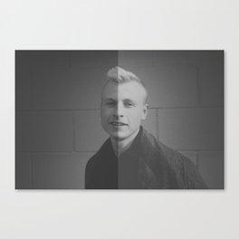 Nick Canvas Print