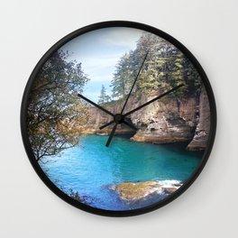 Lands end Wall Clock