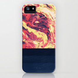Lucent Forms: Kitahama iPhone Case