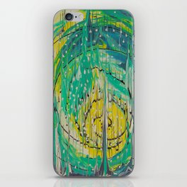 Free abstract iPhone Skin