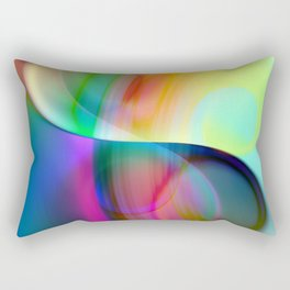color whirl -30- Rectangular Pillow