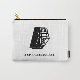 Let it Die - Death Drive 128 (Black) Carry-All Pouch