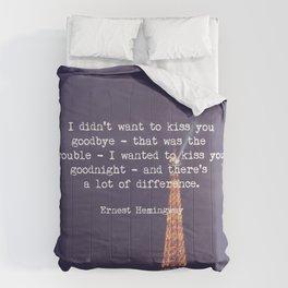 Hemingway Comforters