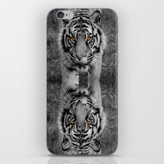 TIGER PORTRAIT iPhone & iPod Skin
