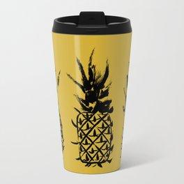 No two pineapples are alike Travel Mug