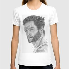 Logan Portrait T-shirt