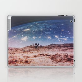 Horses in Space Laptop & iPad Skin