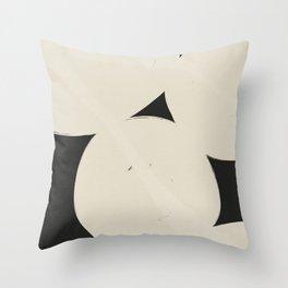 Finding Balance #3 Throw Pillow