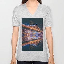 An Evening Like This - New York City Unisex V-Neck