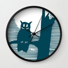 Am I what I seem? Wall Clock