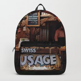 Xmas market Backpack
