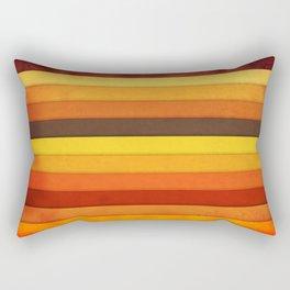 Vertical Grunge Rectangular Pillow