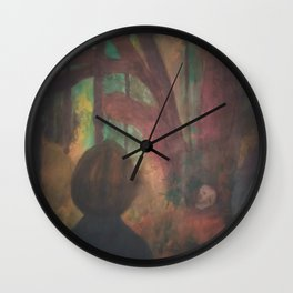 The Truth Is Stranger Than My Own Worst Dreams Wall Clock