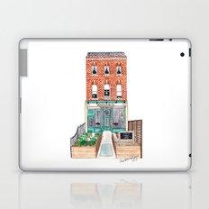 London: Wallace & Co. by Charlotte Vallance Laptop & iPad Skin