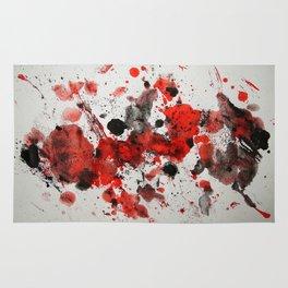 Acryl-Abstrakt 29 Rug