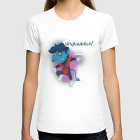nightcrawler T-shirts featuring Little Nightcrawler by Alex Santaló