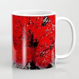 TREE RED WOLF Coffee Mug