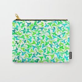 Ginko Leaves- Small Carry-All Pouch