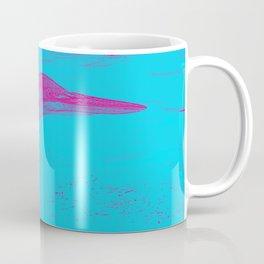 pink heron Coffee Mug