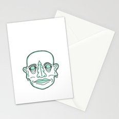 PUNK MONK Stationery Cards