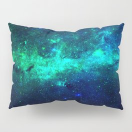 Bright Nebula Pillow Sham