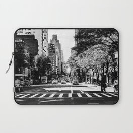 New York City Streets Contrast Laptop Sleeve