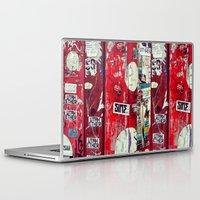 graffiti Laptop & iPad Skins featuring Graffiti by Limmyth