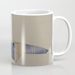 Building Of The Future From A Forgotten Past Coffee Mug