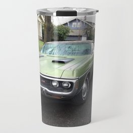 Rare 1971 Brazilian Model Only Polara GT Muscle car Travel Mug