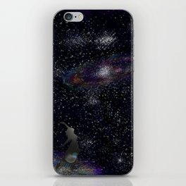 This Life Is Beautiful, With the Colors of The Universe iPhone Skin