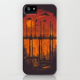 The Star Hunter iPhone Case